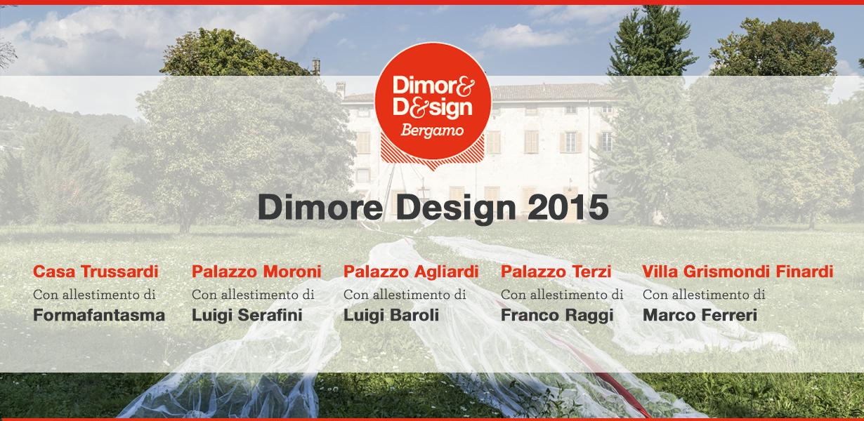 DimoreDesign prepara l'edizione 2015