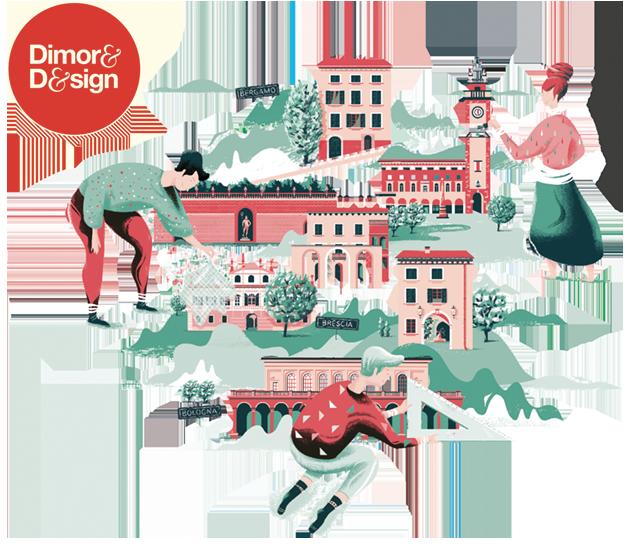 DimoreDesign 2019: da cosa nasce cosa